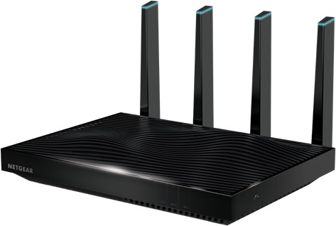 Nighthawk X8 AC5300 Smart WiFi Route