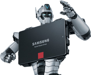 Samsung robot