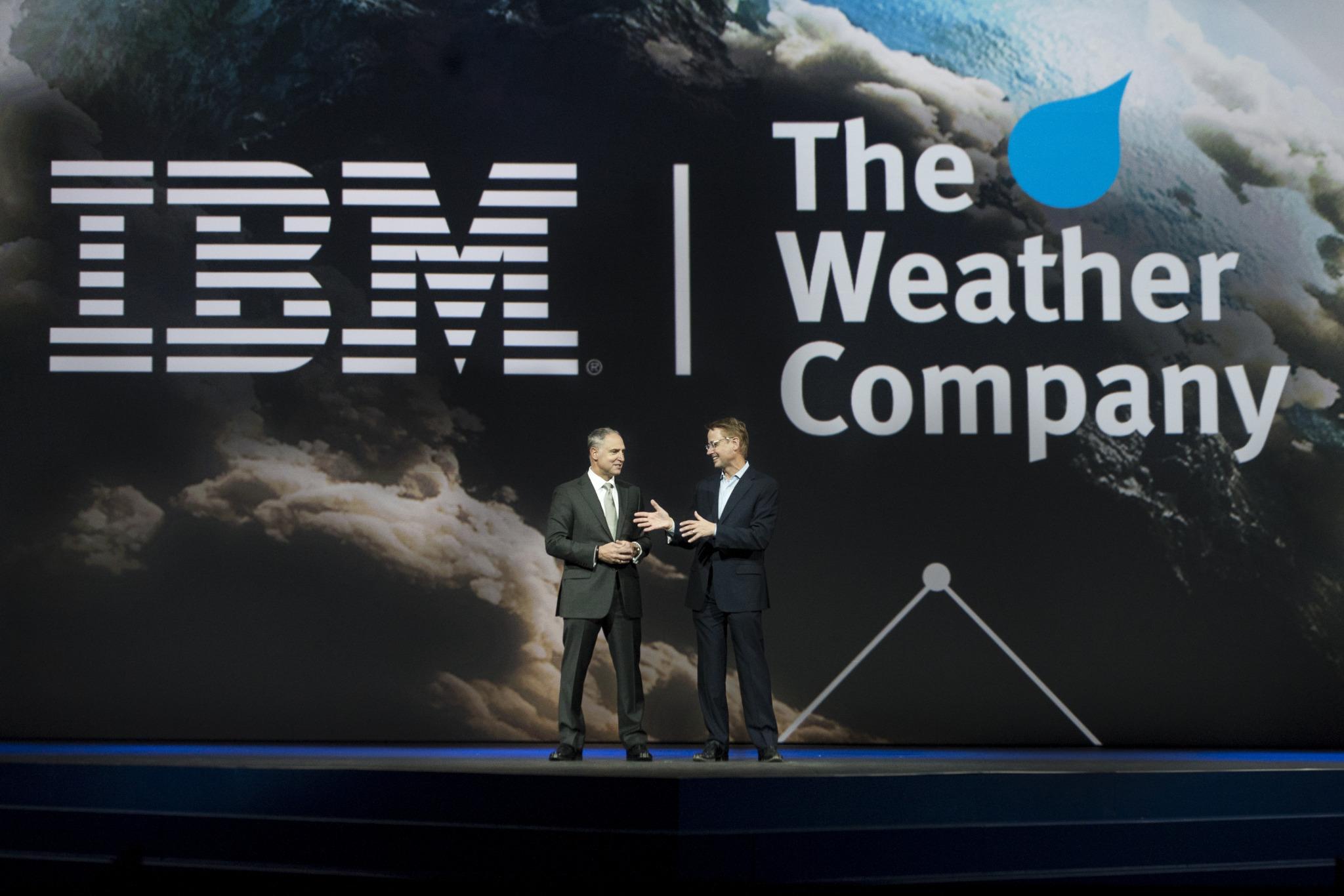 ibm weather company