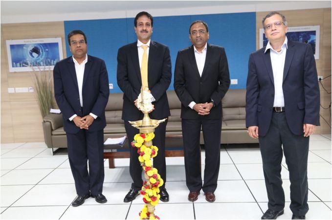 Cisco IoT center in Bangalore