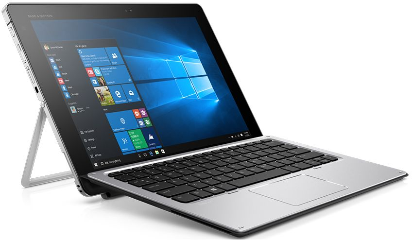 HP Elite x2 tablet for business