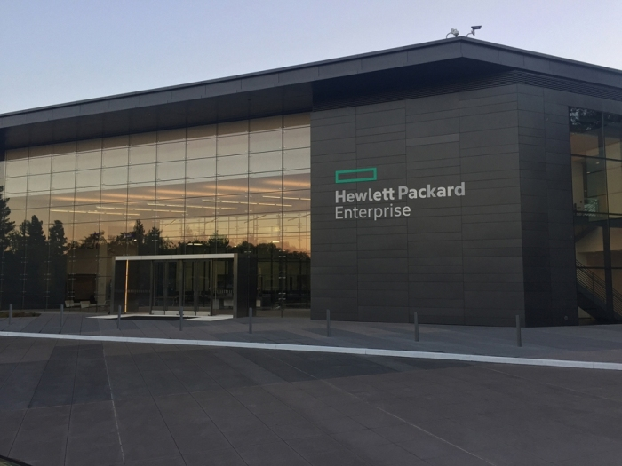 Hewlett Packard Enterprise office