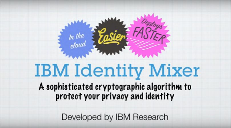 IBM adds Identity Mixer on IBM Cloud
