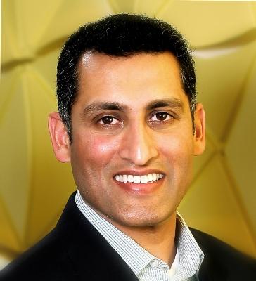 Infoblox CMO Ashish Gupta