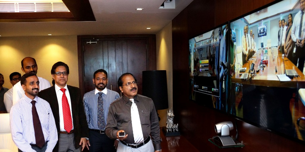 Manappuram Finance uses video conference