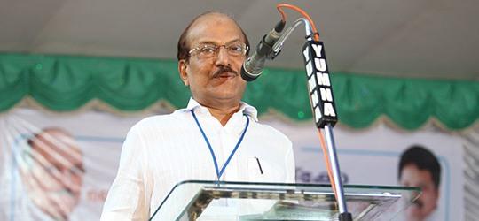 PK Kunhalikutty, Kerala minister for Industries and IT