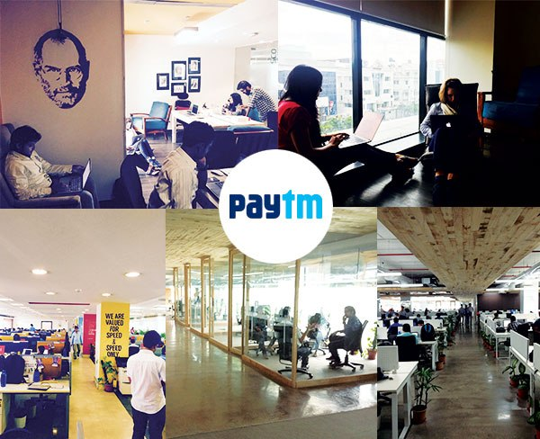 Paytm office India