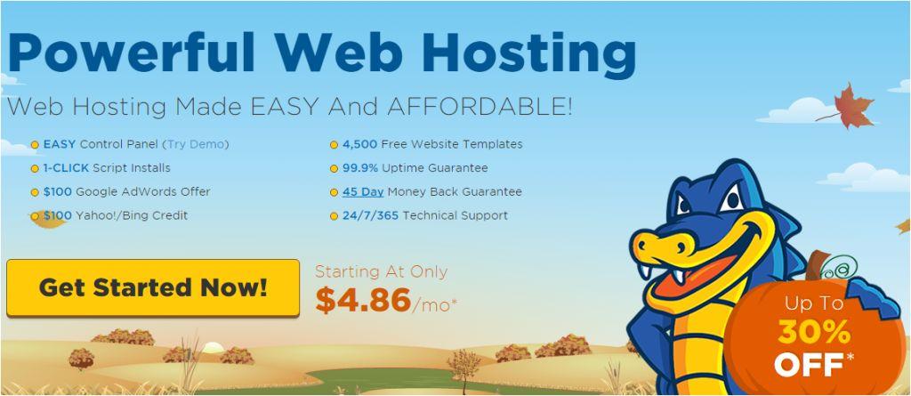 Web Hosting HostGator