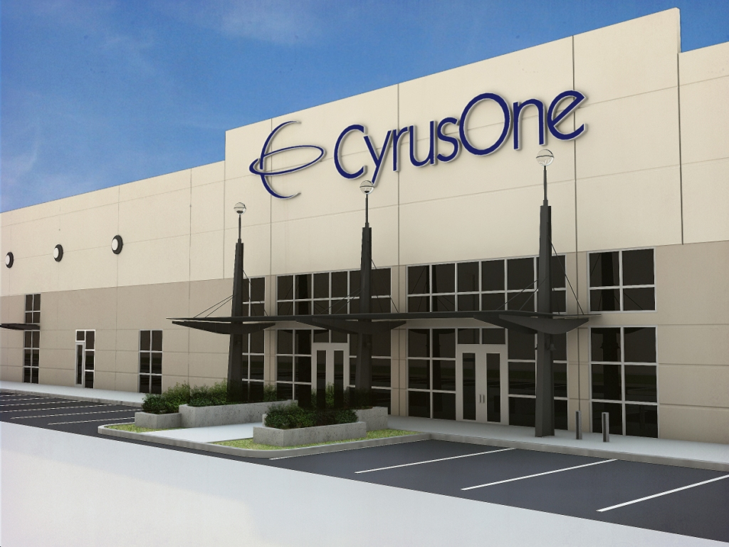 CyrusOne Austin III data center