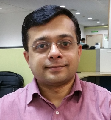 Gopalakrishna Bylahalli, vice president and chief technology officer, IT Services at Happiest Minds