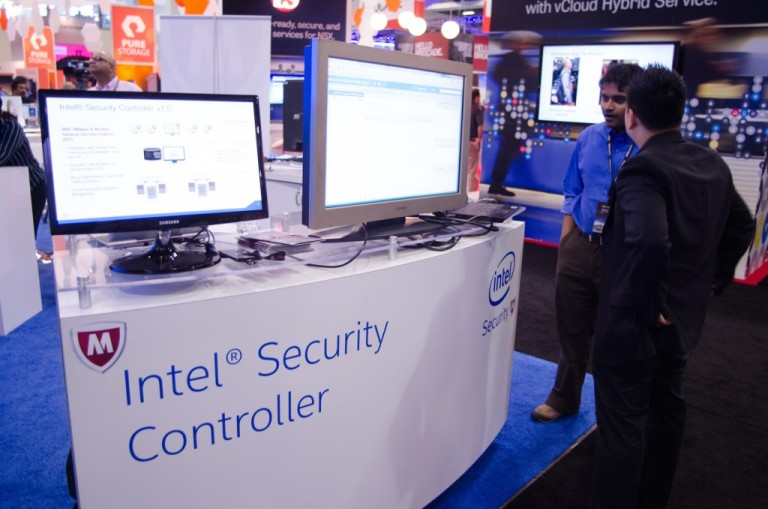 Intel Security event