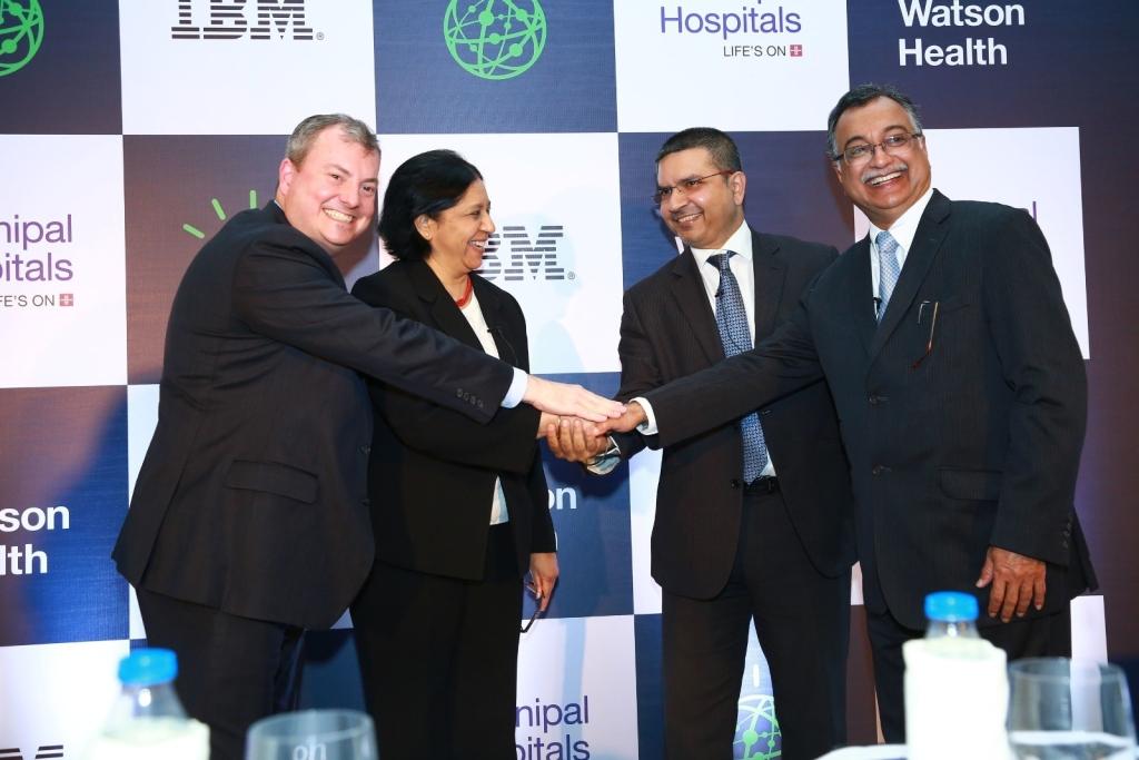 Manipal Hospitals chose IBM
