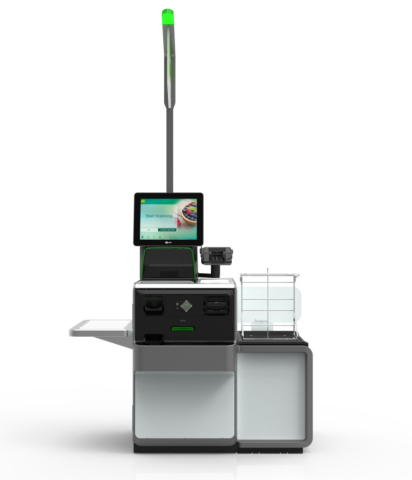 NCR FastLane SelfServ self checkout release 6