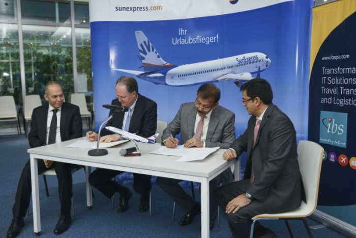 SunExpress Airline selects IBS to deploy passenger services system