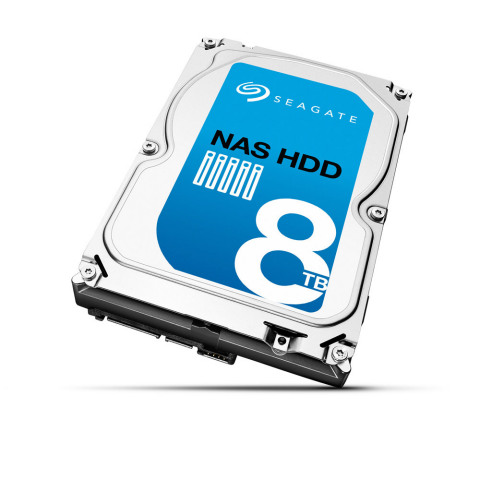 seagate NAS HDD 8T