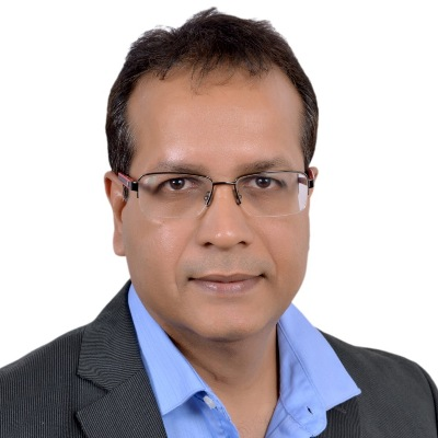 Meridian IT India county head Krishnan Subramanian