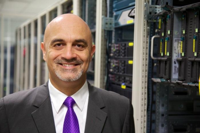 eHosting DataFort CEO Yasser Zeineldin