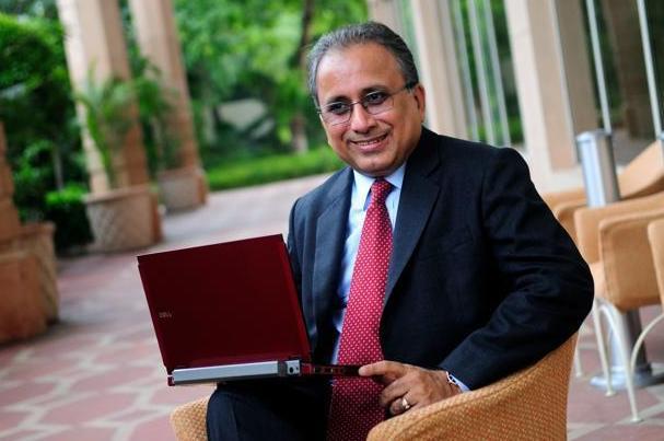 Suresh Vaswani, president of Dell Services