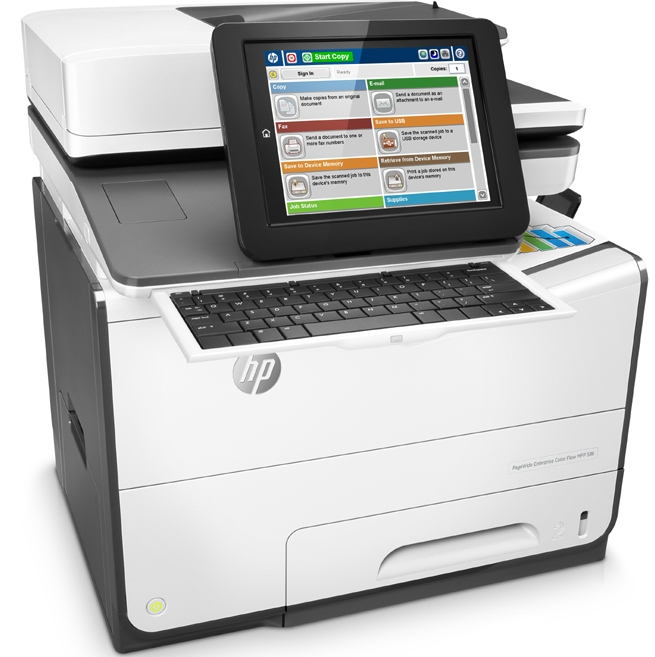 HP Inc launched 15 new PageWide printer