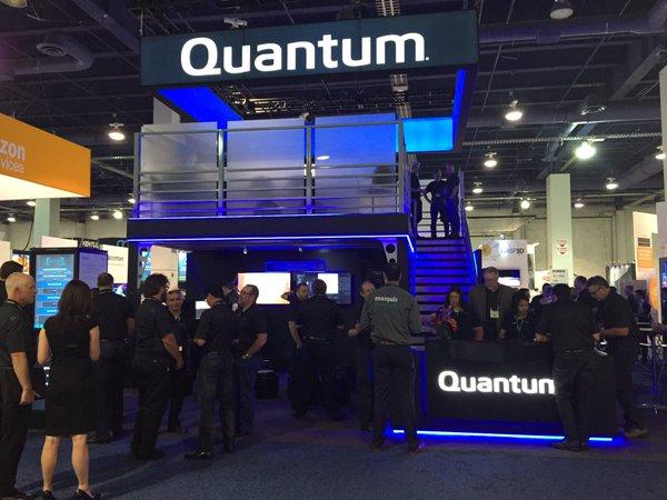 Quantum storage infrastructure