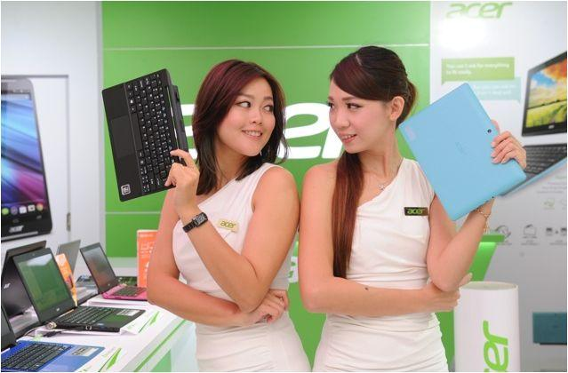 Acer launch new models