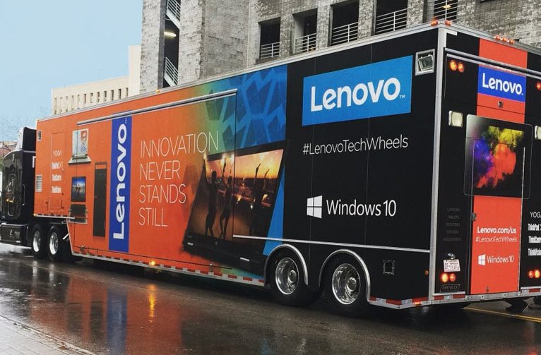 Lenovo TechWorld 2016