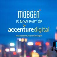 Accenture Acquires MOBGEN