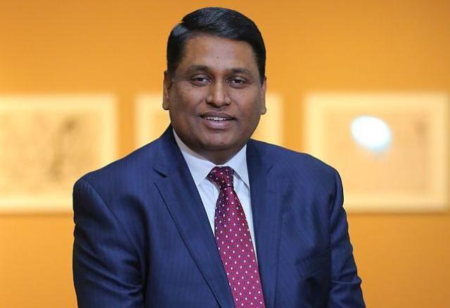 HCL Technologies COO C Vijaykumar