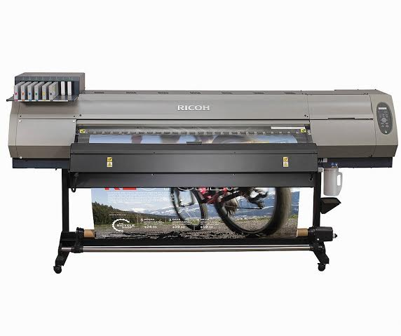 Ricoh pro L100 printer