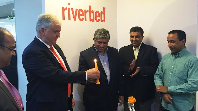 Riverbed Expands research capabilities in India