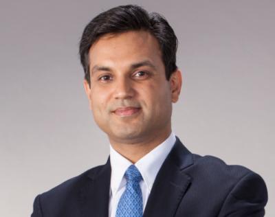 Microsoft president Anant Maheshwari