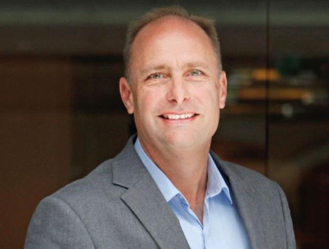 VMware Asia Pacific head Duncan Hewett