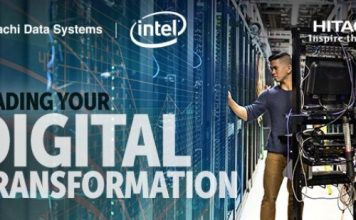 Hitachi Data Systems for digital transformation