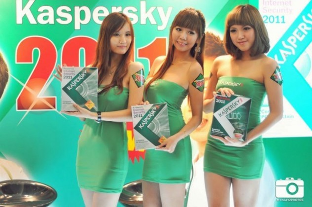 kaspersky for security