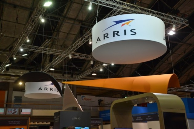 Arris to buy Rukus ahead of Broadcom