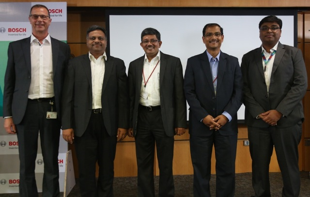 UST Global and Bosch