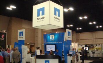 NetApp for business technology