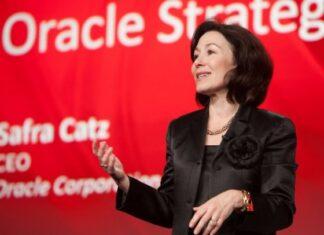 Oracle CEO Safra Catz