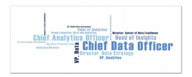 Chief Data Officer profiles - from Forrester