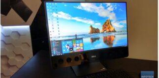 Dell Precision 5720 workstation