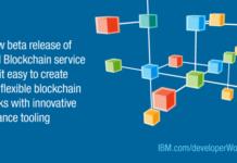 IBM blockchain service