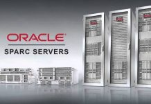Oracle Sparc server