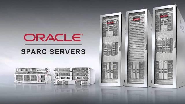 Oracle Sparc server