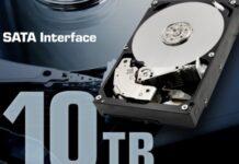 Toshiba 10TB Enterprise Capacity HDD