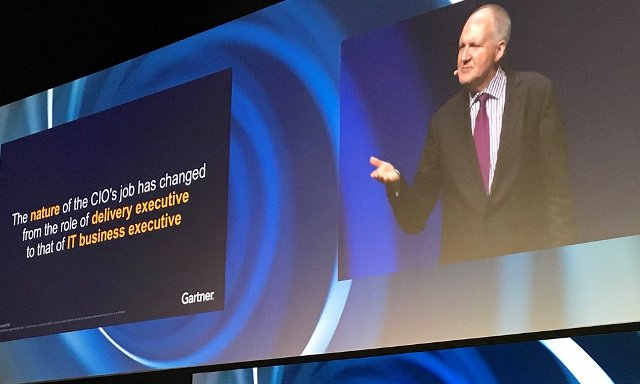 Andy Rowsell-Jones of Gartner