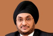 Check Point Software country manager Harsh Marwah