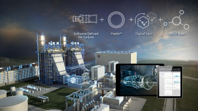 GE Digital for industries