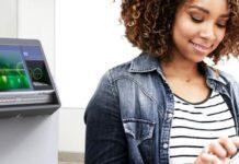 NCR SelfServ80 ATM