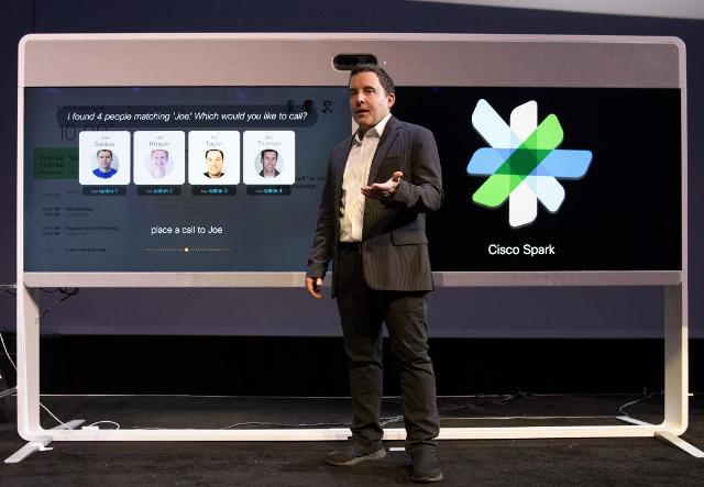 Cisco Spark with AI