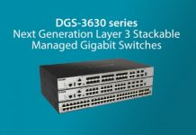D-Link DGS-3630 series switch
